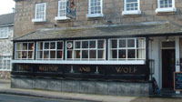 The Bishop and Wolf pub